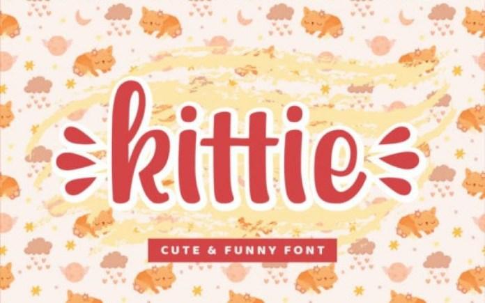 Kittie Font