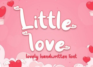 Little love Font