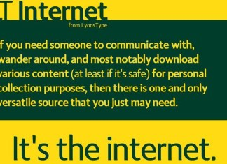 LT Internet Font