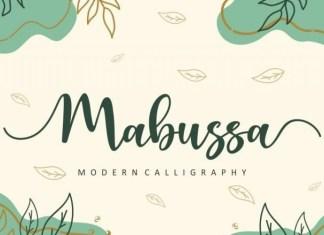 Mabussa Font