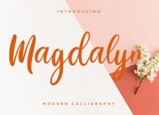 Magdalyn Font