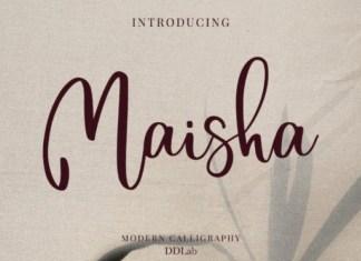 Maisha Font