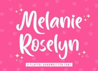 Melanie Roselyn Font
