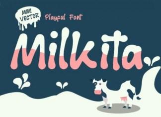 Milkita Font