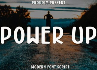 Power Up Font