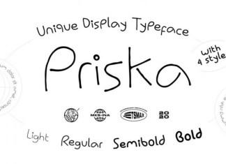 Priska Font