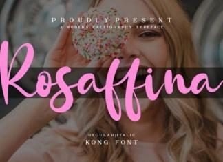 Rosaffina Font