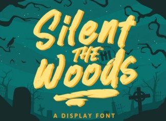Silent Woods Font