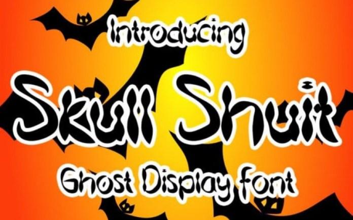 Skull Shuit Font