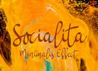 Socialita Font
