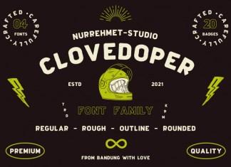 Clovedoper Font