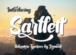 Sarllett Font
