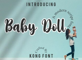 Baby Doll Font