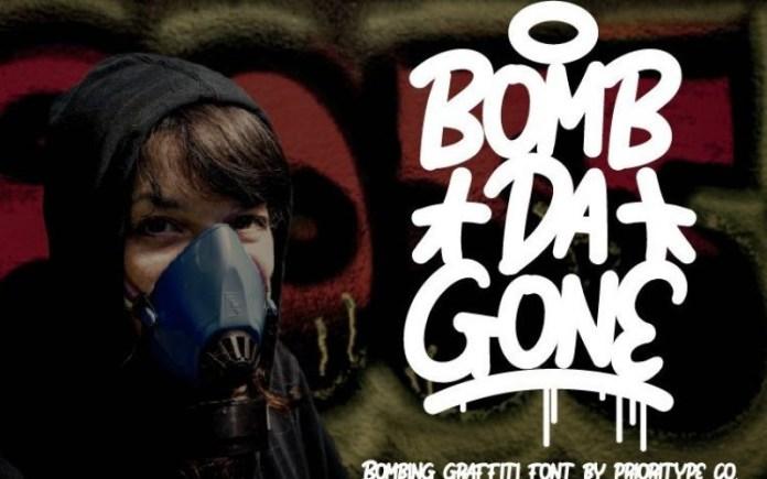 Bomb Da Gone Font