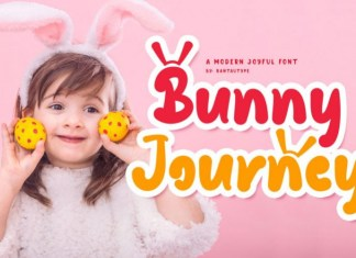 Bunny Journey Font