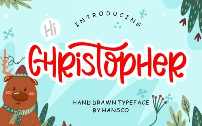Christoper Font