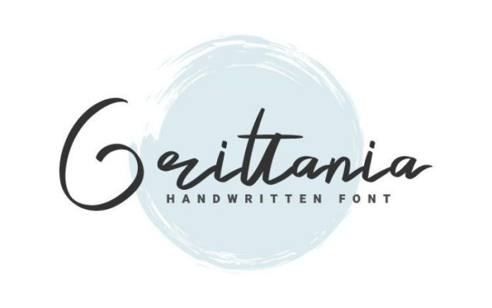 Grittania Font