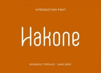 Hakone Font