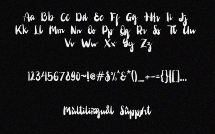Mariposha Font