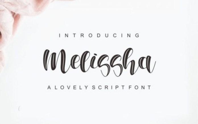 Melisha Font