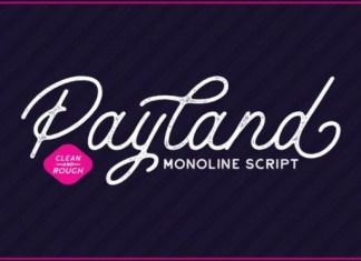 Payland Font