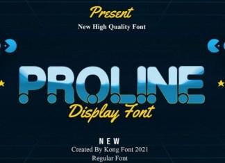 Proline Font