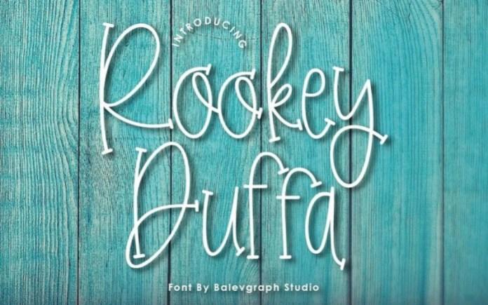 Rookey Font