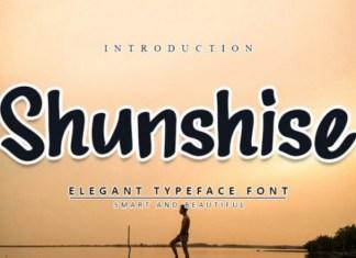 Shunshise Font