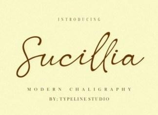 Sucillia Font
