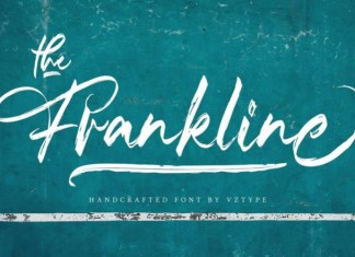 The Frankline Font