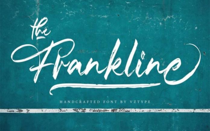 The Frankline Font