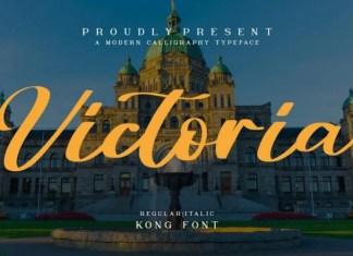 Victoria Font