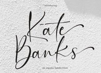Kate Banks Font