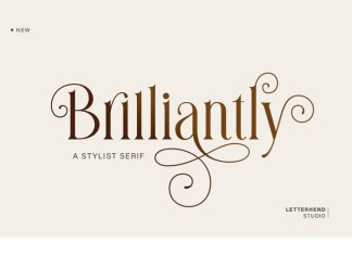 Brilliantly Font