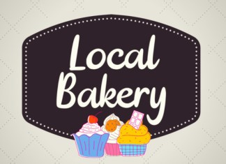 Local Bakery Font