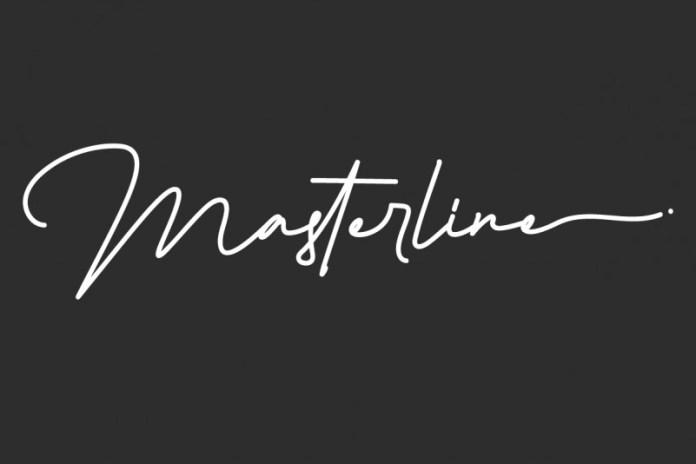 Masterline Font