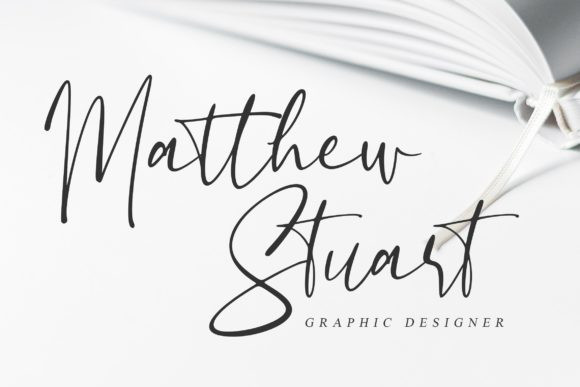 The Whistler Font
