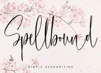 Spellbound Font