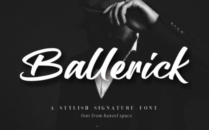 Balerick Font