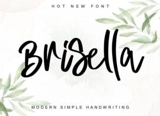 Brisella Font