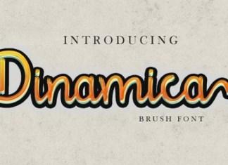 Dinamica Font