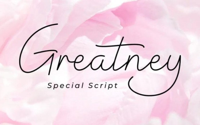 Greatney Font