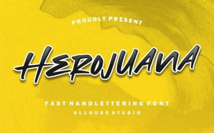 Herojuana Font