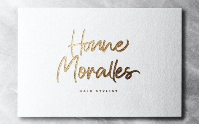 Honilley Font