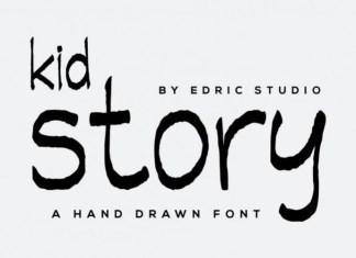 Kid Story Font