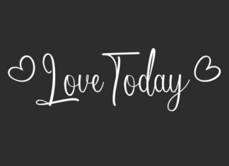 Love Today Font