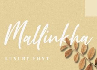 Mallinkha Font