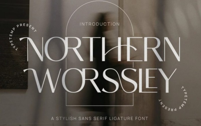 Northern Worssley Font