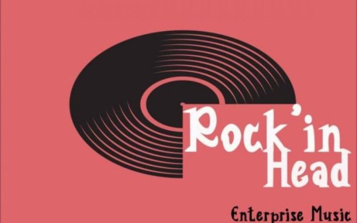 Rock 'in Head Font