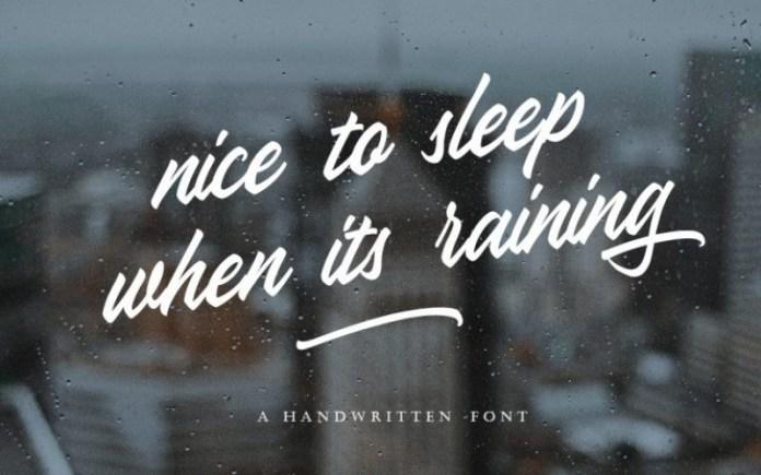 Selogiri Font